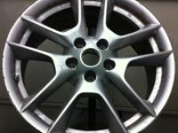 RIM STRAIGHTENING. WHEELS THAT ARE BENT CAN CAUSE