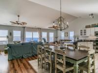 Oceanfront fun awaits! This professionally decorated