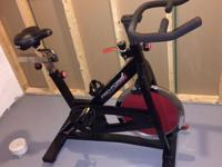 ProForm 290 SPX Indoor Cycle Trainer Spin Bike with