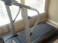 ProForm 320x treadmill in excellent condition.