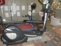 ProForm 600 LE StrideTone Elliptical Machine for sale.