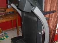 For sale- a Proform 720 Interactive Trainer Treadmill.
