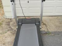 Proform 730CS Treadmill, folds up, IFit Working Proform