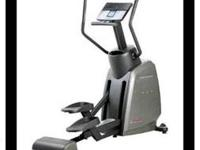 ProForm 850 Elliptical with GameFit technology. In very