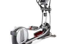 -VERY lightly used elliptical in excellent shape! Only