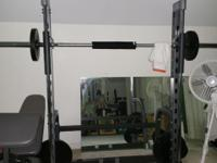 ProForm C800 Smith Machine in excellent condition.