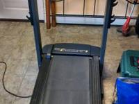 Selling my treadmill ASAP, get for pick-up. It has