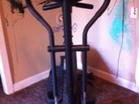 Elliptical for sale, was not used much. Will need to be