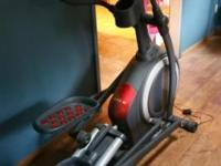 Proform 590 E elliptical in great condition. Has iFit