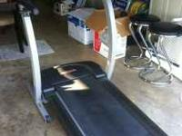 Great condition Proform treadmill with all the bells