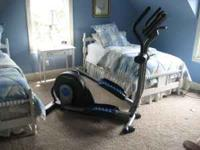 ProForm Space Saver Qucik Calorie Burn Elliptical.