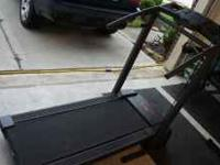 I'm selling my Proform T35 Treadmill due to a move. It