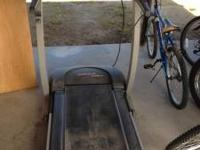 Selling a proform treadmill in great condition