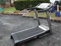For Sale:. Pro-Form Treadmill. 765 Crosstrainer.  This