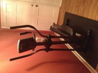 ProForm 400 LE Elliptical, it has an 18? stride and a