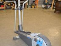Selling a Proform Elliptical, slightly used.  Have had