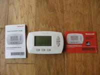 Honeywell Programmable thermostat asking $30