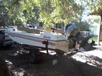Project Boat---1977 Viking 16ft. center console, sport