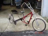 GOOD 3 WHEEL PROJECT $90 CALL 1
