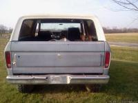 I have a 1979 ford bronco for sale its a project truck