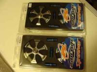proline 40 series spinners, complete in the packages,
