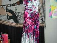 I'm selling my prom dress, that I wore just this May.