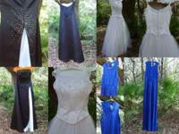 Prom/Bridesmaids Dresses Black/ White Strapless Dress