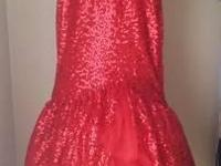 4 Beautiful prom dresses ONLY each used ONCE, used for