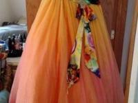 Dresses size 14 and 10, JG Coats L and XL. Woman's