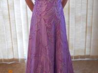 Prom outfit acquired 1 year back at David's Bridal. It