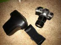 I have a ProMaster 2500PK Super Camera for sale. Took