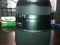 I have a used Promaster EDO AF LD 1:4-5.6 70-300mm