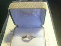 Fashion diamond ring bought it for $600 in mint
