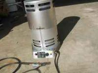 Like new propane convection heater 75,000 to 200,000