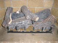These are the White Mountain Log Collection. We just