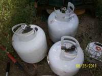 propane tanks 10 dollars each  Location: pv