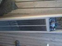 Propane wall heater for sale. Works great! $175 obo.