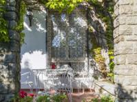 A beautiful villa with a large private garden, in an