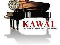 Prosser Piano & Organ is an authorized Kawai