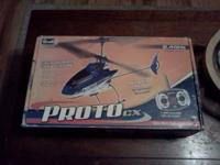 Hi I'm john I'm selling my micro helicopter its in good