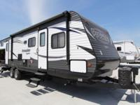 PROWLER 31 LX BY HEARTLAND 2 SLIDES, OUTDOOR KITCHEN,
