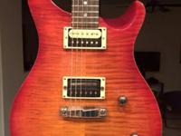 Used PRS SE Custom 22. Dimarzio Crunchlab in the Bridge