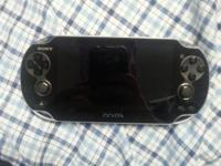 The only thing wrong with the vita is a very little