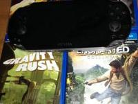 perfect condition PS Vita I bought 2 one for me and one