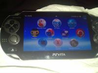I have a Ps Vita there's one thing wrong with it it