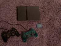I have a ps2 slim I'm trying to offer. works great