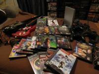All for $150 obo...Playstation 2 slim with light up
