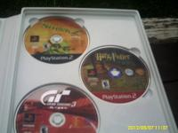 Dear folks. list of our ps2 games games in pic are disc