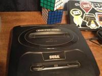 PS2- (GAMES ONLY) $25 SEGA GENESIS- $30. W/ ALL GAMES