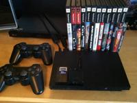 PS2 SLIM BUNDLE - Excellent Condition !!! Great Gift!